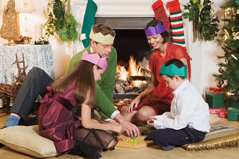 Games to play at christmas party for adults